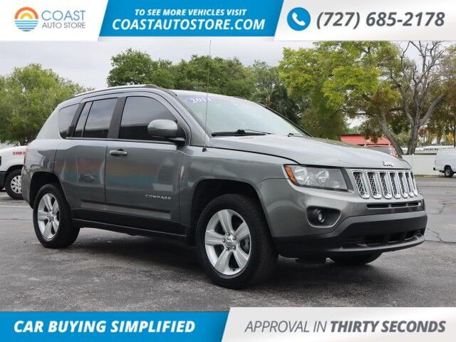 2014 Jeep Compass Latitude Saint Petersburg FL