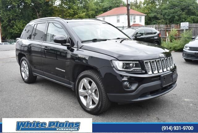 2014 Jeep Compass Latitude White Plains NY