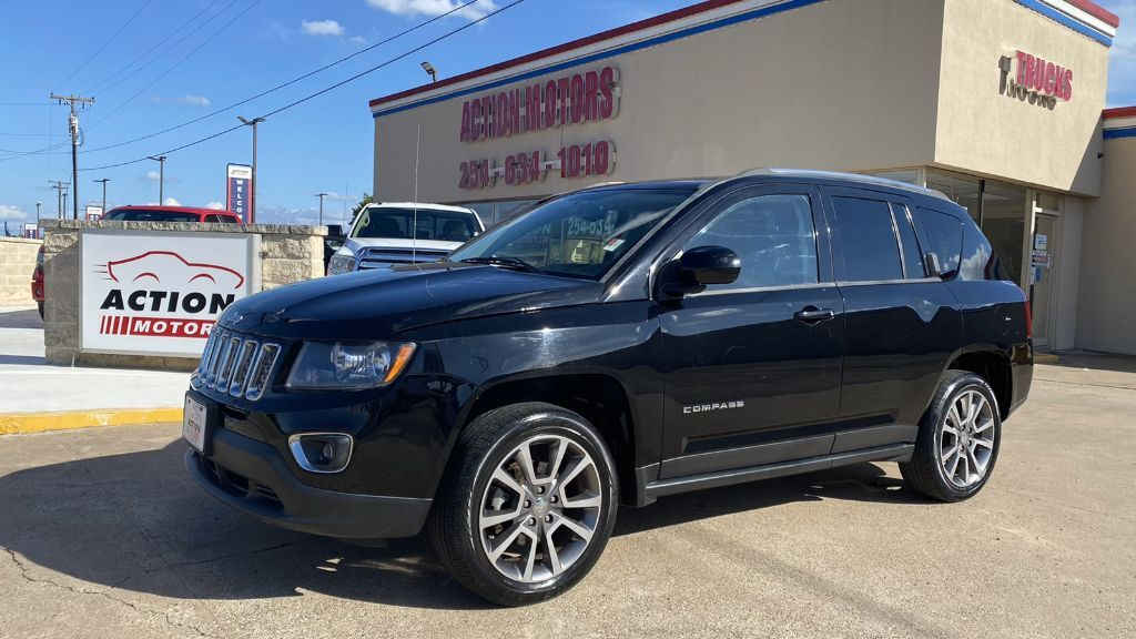 2014 Jeep Compass Limited Killeen TX
