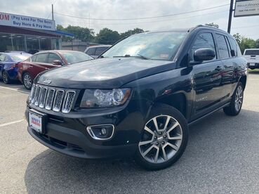 2014_Jeep_Compass_Limited_ Worcester MA