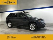 2014_Jeep_Compass_North 4WD **Leather Seats** Sunroof** No Accidents**_ Winnipeg MB