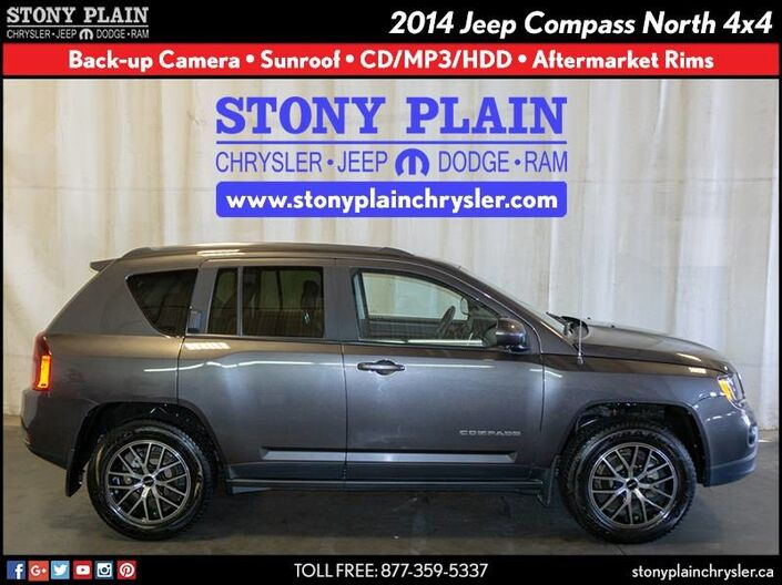 2014 Jeep Compass North Stony Plain AB