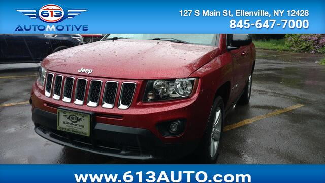 2014 Jeep Compass Sport 4WD Ulster County NY