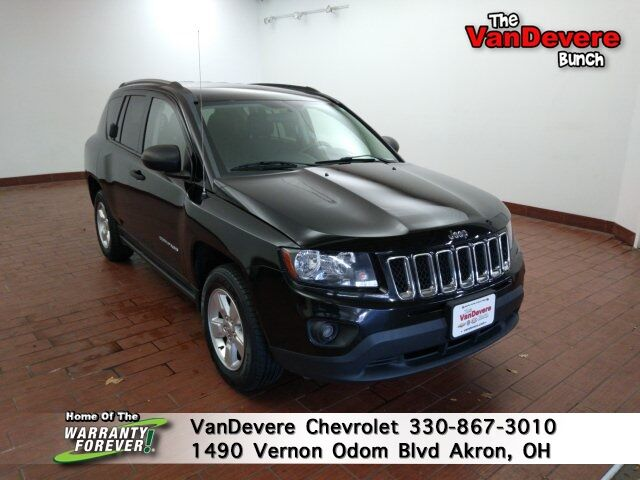 2014 Jeep Compass Sport Akron
