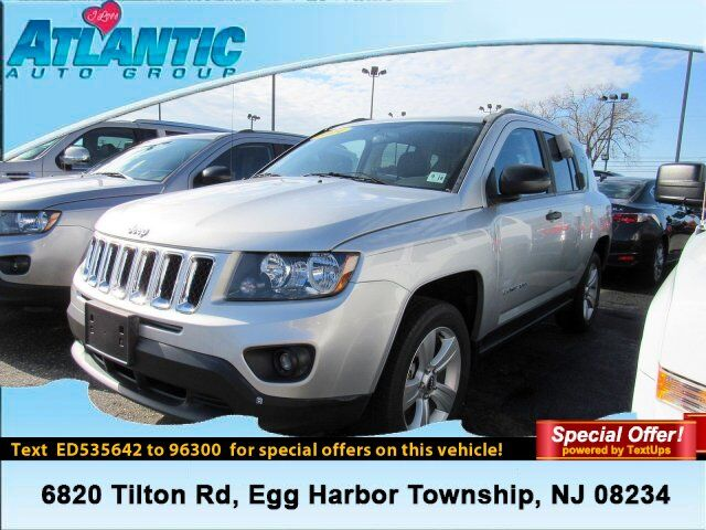 2014 Jeep Compass Sport Egg Harbor Township NJ