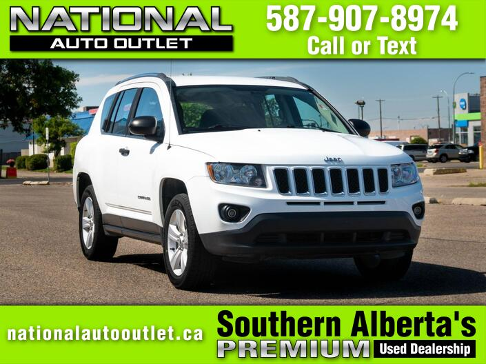 2014 Jeep Compass Sport Lethbridge AB