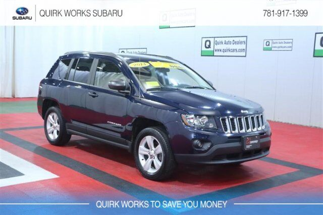 2014 Jeep Compass Sport Braintree MA