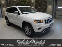 2014_Jeep_GRAND CHEROKEE LMTD 4X4__ Hays KS