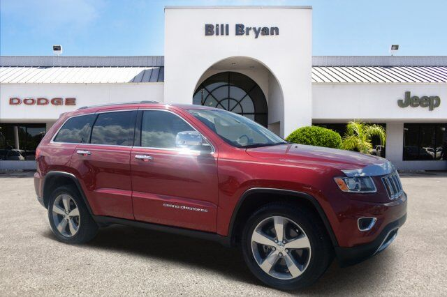2014 Jeep Grand Cherokee 4WD 4DR LIMITED Leesburg FL