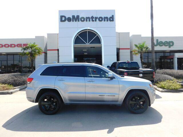 2014 Jeep Grand Cherokee 4WD 4dr Altitude Conroe TX