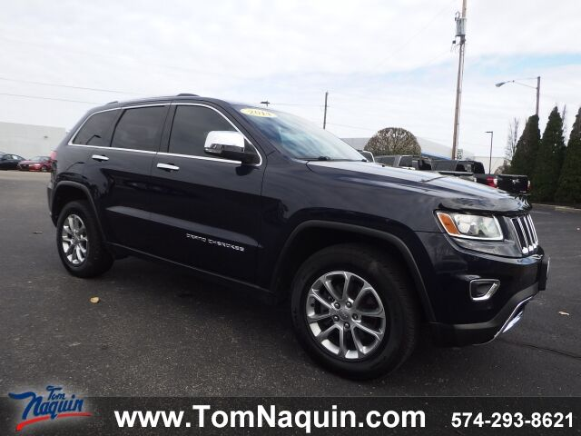 2014 Jeep Grand Cherokee 4WD 4dr Limited Elkhart IN