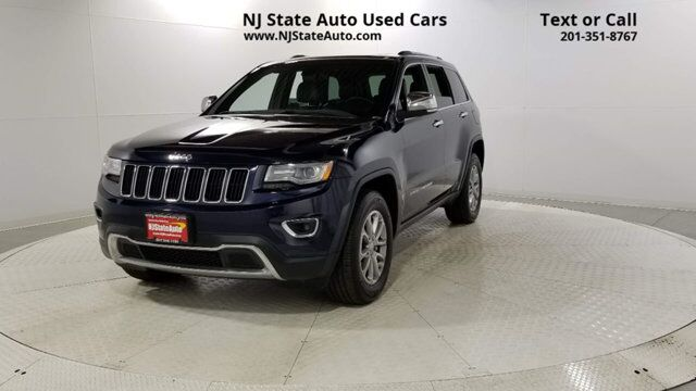 2014 Jeep Grand Cherokee 4WD 4dr Limited Jersey City NJ