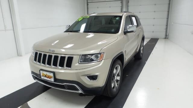 2014 Jeep Grand Cherokee 4WD 4dr Limited Topeka KS