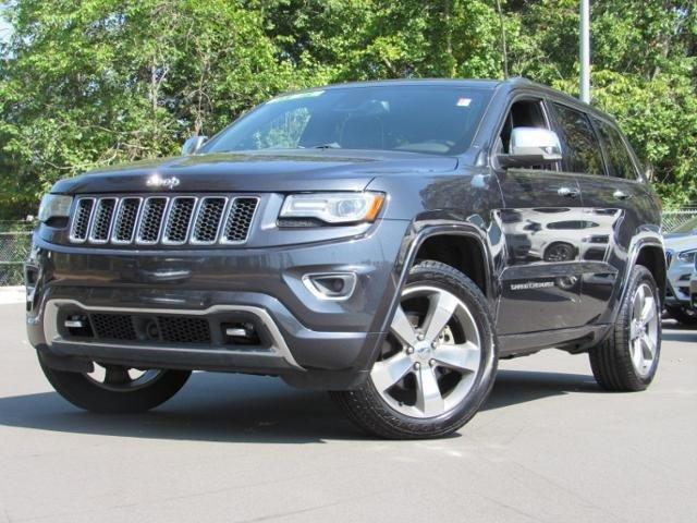 2014 Jeep Grand Cherokee 4WD 4dr Overland Cary NC