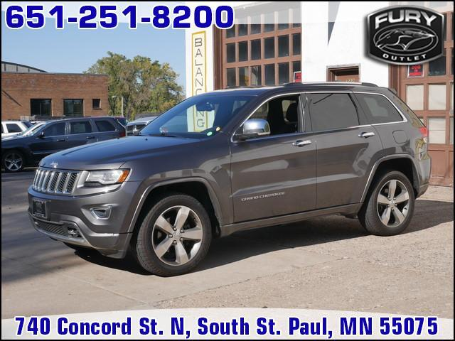 2014 Jeep Grand Cherokee 4WD 4dr Overland Lake Elmo MN