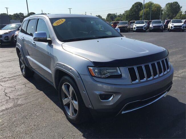2014 Jeep Grand Cherokee 4WD LIMITED Evansville IN