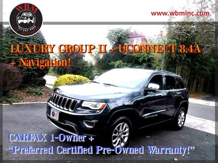 2014_Jeep_Grand Cherokee_4WD Limited_ Arlington VA