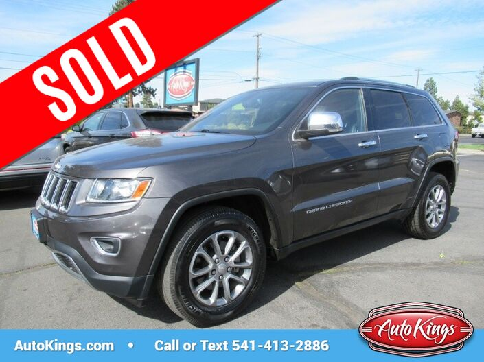 2014 Jeep Grand Cherokee 4WD Limited Bend OR