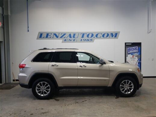 2014_Jeep_Grand Cherokee_4WD Limited_ Fond du Lac WI