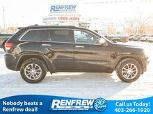 2014_Jeep_Grand Cherokee_4WD Limited, Sunroof, Remote Start, Backup Camera, Heated Leather_ Calgary AB
