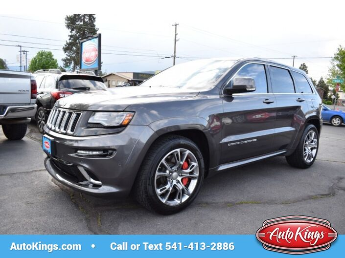 2014 Jeep Grand Cherokee 4WD SRT8 Bend OR