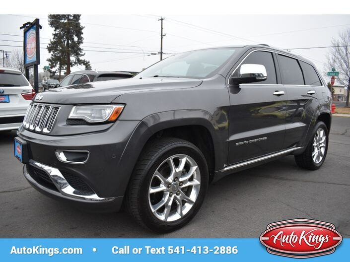 2014 Jeep Grand Cherokee 4WD Summit Bend OR