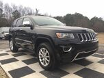 2014 Jeep Grand Cherokee 4d SUV 4WD Limited