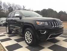 Jeep Grand Cherokee 4d SUV 4WD Limited 2014