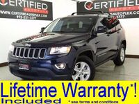 Jeep Grand Cherokee LAREDO 4WD CONVENIENCE PKG BLUETOOTH PADDLE SHIFTERS KEYLESS START 2014
