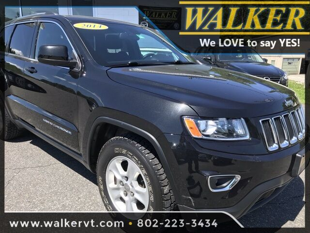 2014 Jeep Grand Cherokee Laredo Barre VT