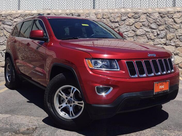 2014 Jeep Grand Cherokee Laredo El Paso TX