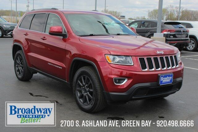 2014 Jeep Grand Cherokee Laredo Green Bay WI