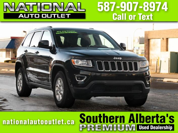 2014 Jeep Grand Cherokee Laredo Lethbridge AB
