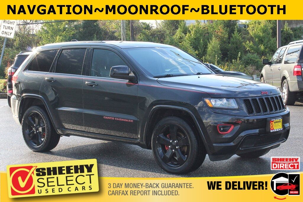 2014 Jeep Grand Cherokee Laredo Suitland MD