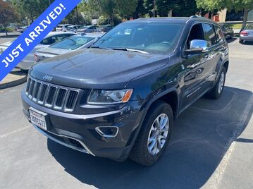 2014_Jeep_Grand Cherokee_Limited_ Santa Rosa CA