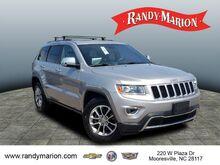2014_Jeep_Grand Cherokee_Limited_  NC