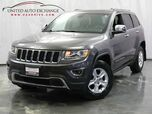 2014 Jeep Grand Cherokee Limited / 3.6L V6 Engine / AWD / Navigation / Rear View Camera /