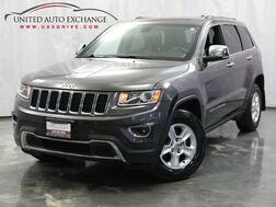 2014_Jeep_Grand Cherokee_Limited / 3.6L V6 Engine / AWD / Navigation / Rear View Camera /_ Addison IL