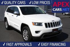 2014_Jeep_Grand Cherokee_Limited 4WD_ Fremont CA