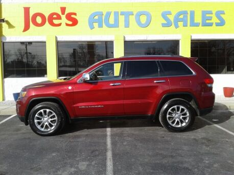 2014_Jeep_Grand Cherokee_Limited 4WD_ Indianapolis IN