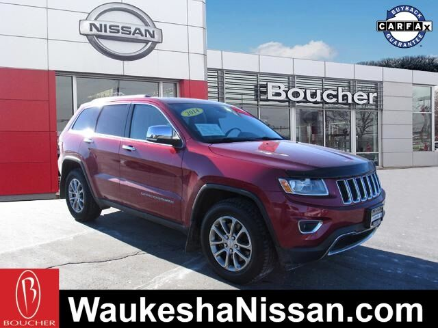 2014 Jeep Grand Cherokee Limited 4WD Waukesha WI