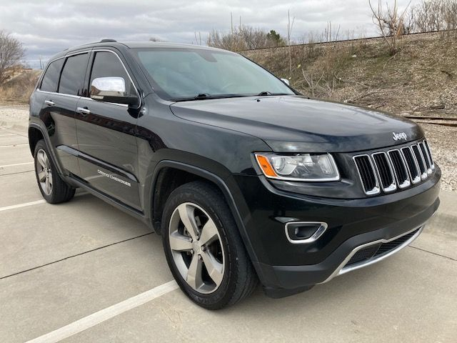2014 Jeep Grand Cherokee Limited 4WD Wichita KS