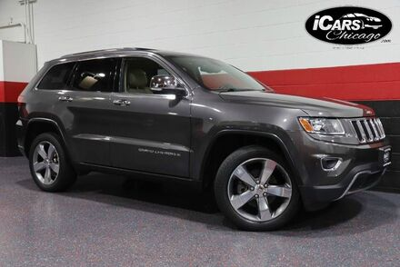 2014_Jeep_Grand Cherokee_Limited 4wd 4dr Suv_ Chicago IL
