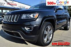 Jeep Grand Cherokee Limited 4x2 4dr SUV 2014