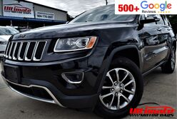 Jeep Grand Cherokee Limited 4x4 4dr SUV 2014