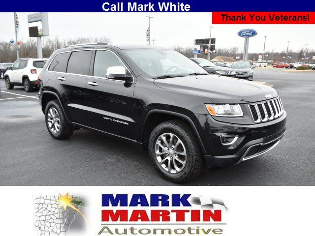 2014 Jeep Grand Cherokee Limited Batesville AR