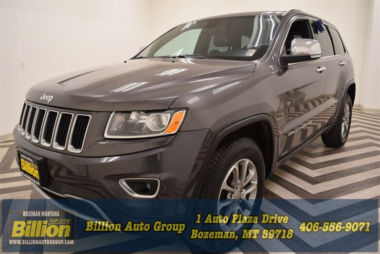 2014 Jeep Grand Cherokee Limited Bozeman MT