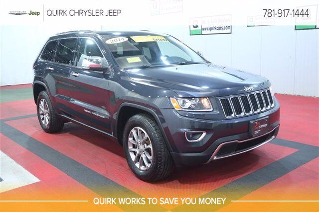 2014 Jeep Grand Cherokee Limited Braintree MA