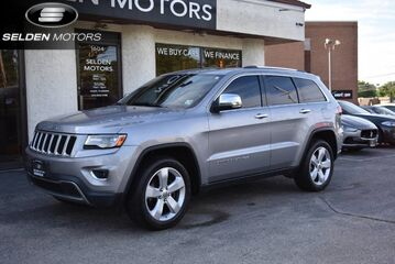 2014_Jeep_Grand Cherokee_Limited_ Conshohocken PA