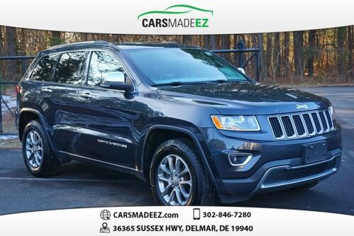 2014_Jeep_Grand Cherokee_Limited_ Delmar DE